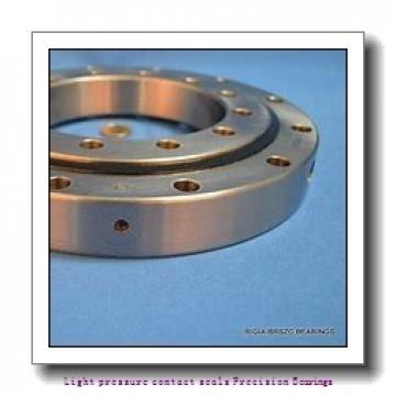 17 mm x 40 mm x 12 mm  SKF 7203 ACD/HCP4A Light pressure contact seals Precision Bearings